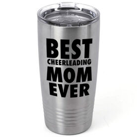 Cheerleading 20 oz. Double Insulated Tumbler - Best Mom Ever