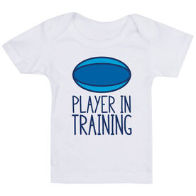 Rugby Baby T-Shirt - Player In Training