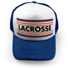 Lacrosse Trucker Hat Big Time