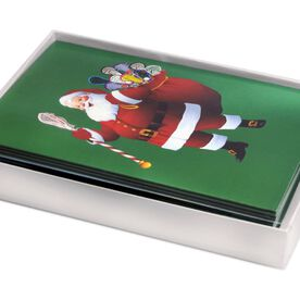 Lax Santa - MySPORT Card - Box Set of 12