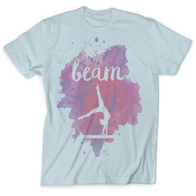 Vintage Gymnastics T-Shirt - Beam