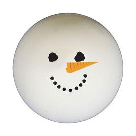 Snowman Ping Pong Balls