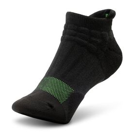 RunTechnology® Performance Socks (Black)