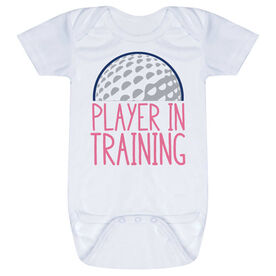 Golf Baby One-Piece - Player In Training