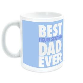 Figure Skating Coffee Mug Best Dad Ever