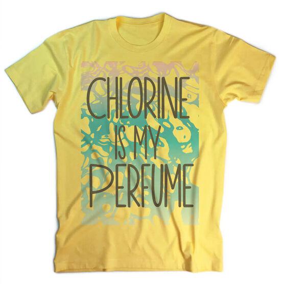 Vintage Swimming T-Shirt - Chlorine Is My Perfume