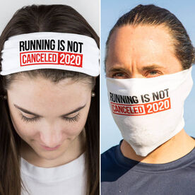 Running Multifunctional Headwear - Running is Not Canceled 2020 ($5 Donated to the American Red Cross)