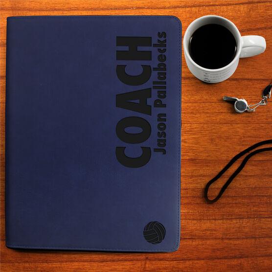 Volleyball Executive Portfolio - Big Coach Name