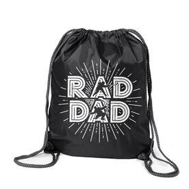 Hockey Sport Pack Cinch Sack - Rad Dad