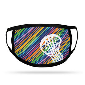 Girls Lacrosse Adult Face Mask - Lightning Lacrosse