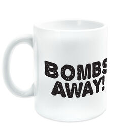 Golf Coffee Mug Bombs Away