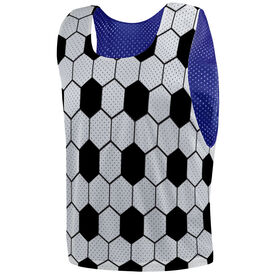 Soccer Pinnie - Ball Pattern