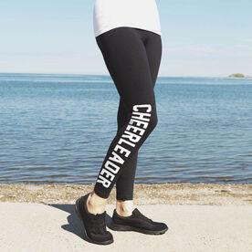 Cheerleading Leggings - Varsity Cheerleader