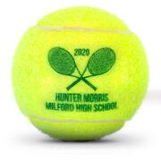 Personalized Tennis Ball - Team Ball