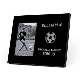 Soccer Photo Frame - Custom Soccer