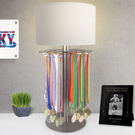 Field Hockey Tabletop Medal Display Lamp