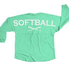 Softball Statement Jersey Shirt Softball