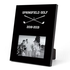 Golf Photo Frame - Team