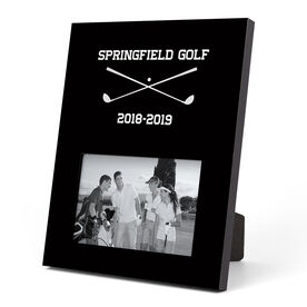 Golf Photo Frame - Team