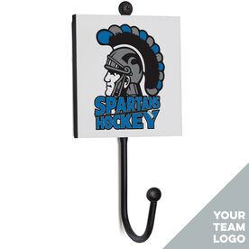 Hockey Medal Hook - Your Logo