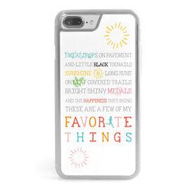 Running iPhone® Case - Runner's Favorite Things