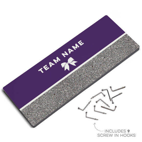 Cheer Hook Board Cheer Team Name