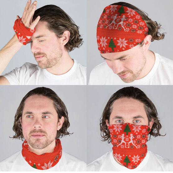 Running Multifunctional Headwear - Ugly Sweater RokBAND