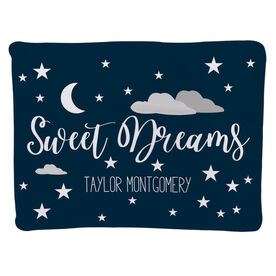 Personalized Baby Blanket - Sweet Dreams