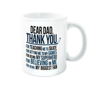 Hockey Coffee Mug - Dear Dad
