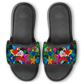 Guys Lacrosse Repwell™ Slide Sandals - Lacrosse Parrots