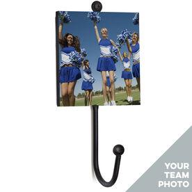 Cheerleading Medal Hook - Your Cheer Team Photo