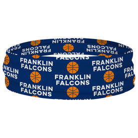 Basketball Multifunctional Headwear - Custom Team Name Repeat RokBAND