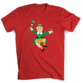 Lacrosse Short Sleeve T-Shirt - Lacrosse Elf