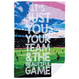 Soccer Premium Blanket - Beautiful Game