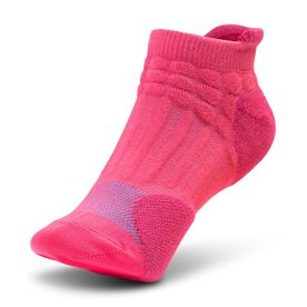 RunTechnology® Performance Socks (Pink)