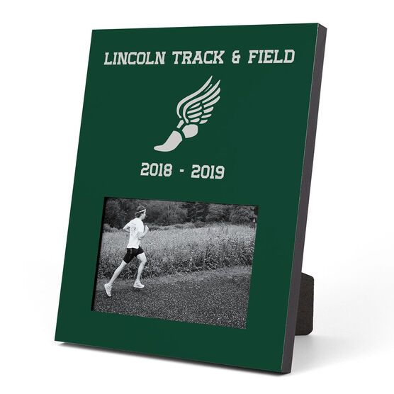 Track and Field Photo Frame - Team