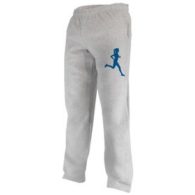 Running Fleece Sweatpants Female Runner
