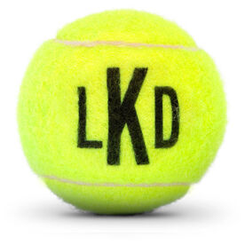 Monogram Tennis Ball