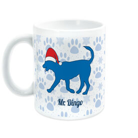 Personalized Coffee Mug - Christmas Gone To The Dogs