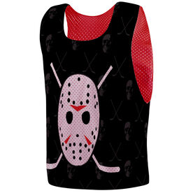 Hockey Pinnie - Jason Mask