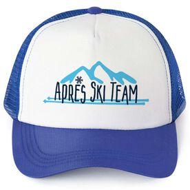 Skiing Trucker Hat - Après Ski Team