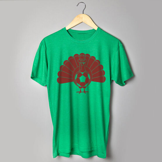 Soccer Short Sleeve T-Shirt - Turkey Player