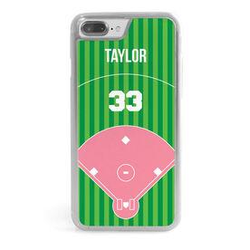 Softball iPhone® Case - Field