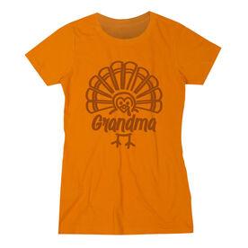 Women's Everyday Tee - Grandma Turkey