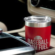 Baseball 20oz. Double Insulated Tumbler - Baseball Mom Fuel