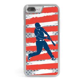 Baseball iPhone® Case - USA Batter