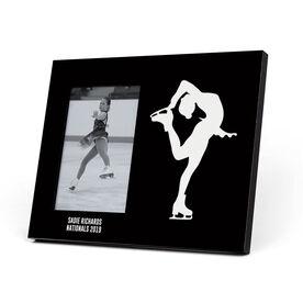 Figure Skating Photo Frame - Figure Skater