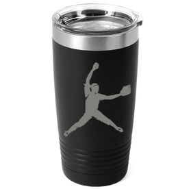 Softball 20 oz. Double Insulated Tumbler - Pitcher