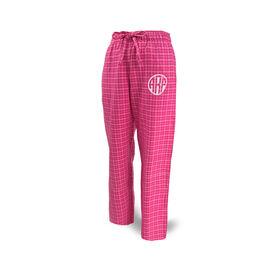 Personalized Lounge Pants Monogram