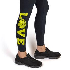 Basketball Leggings Love